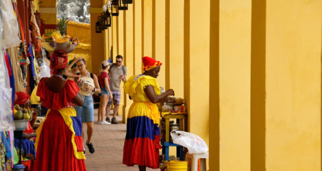 Chivas and Caffeine: Cartagena and Colombian Coffee Country