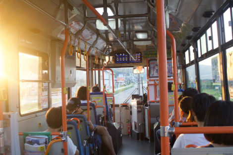 Cross-Country Travelling: How to Survive Japan's Highway Buses