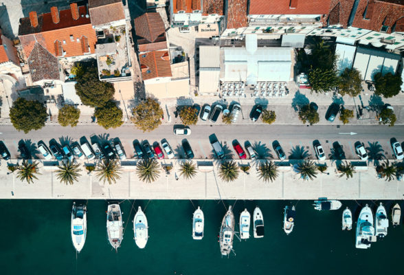 Get Drunk or Get Off: A Sober Perspective on Sail Croatia.
