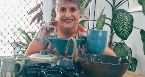 Nonna's Lens: Fighting and Finding Stillness in Isolation