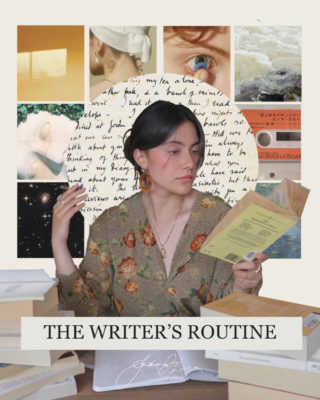 The Writer's Routine