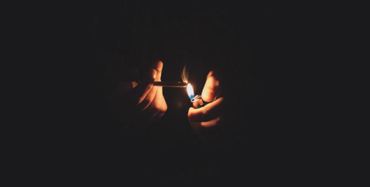 Smoking Saved My Life